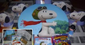 omaggi e gadget Snoopy&Friends di Nadia