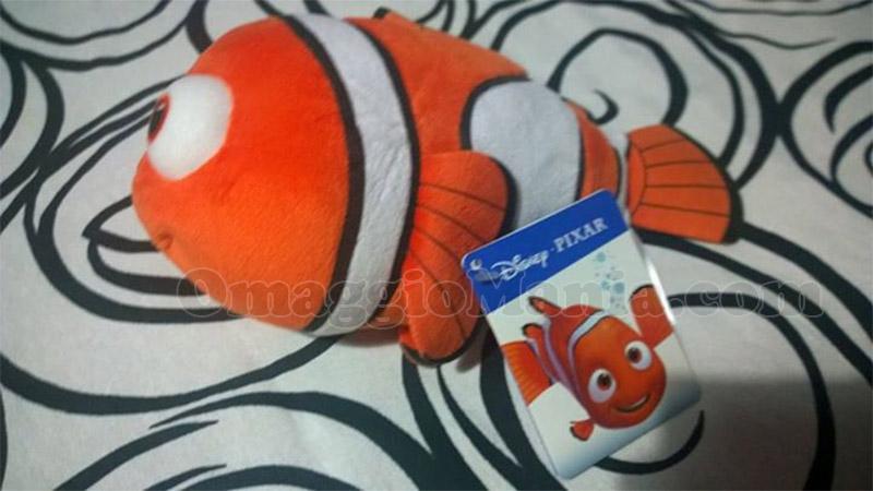 peluche Nemo Disney Pixar di Gabriele