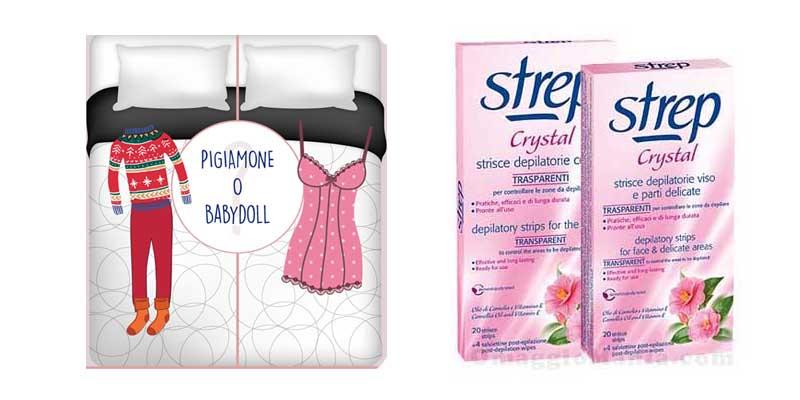 pigiamone o babydoll Strep Italia