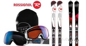 premi in paio concorso Rossignol Play with Power