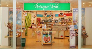 punto vendita Bottega Verde