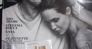 rivista Vanity Fair con campioncino Clinique di Nadia