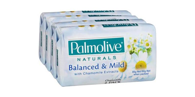 sapone Palmolive con Toluna