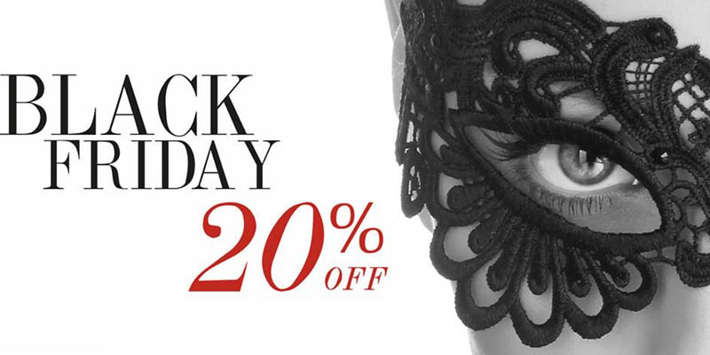 sconto 20% Black Friday Coin