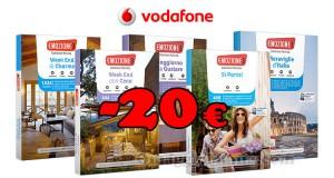 sconto 20 euro Emozione3 premio sicuro Vodafone