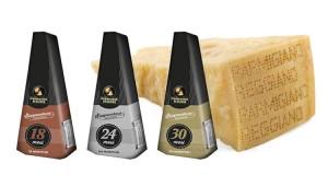 selezione di Parmigiano Reggiano