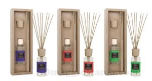 set diffusori di canna di bambù Biovea