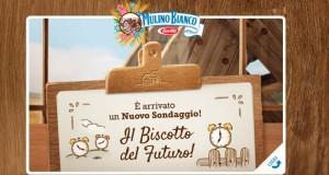 sondaggio Mulino Bianco Il biscotto del futuro