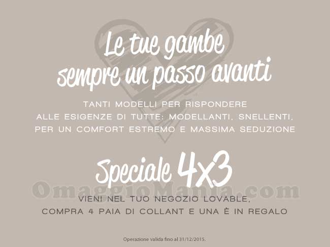 speciale 4x3 collant Lovable