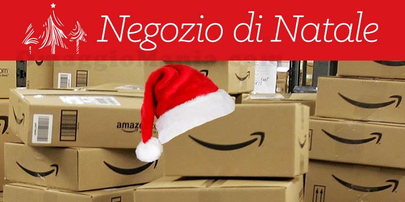 speciale Natale Amazon