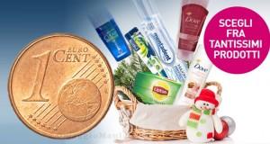 tantissimi prodotti Unilever a 1 centesimo