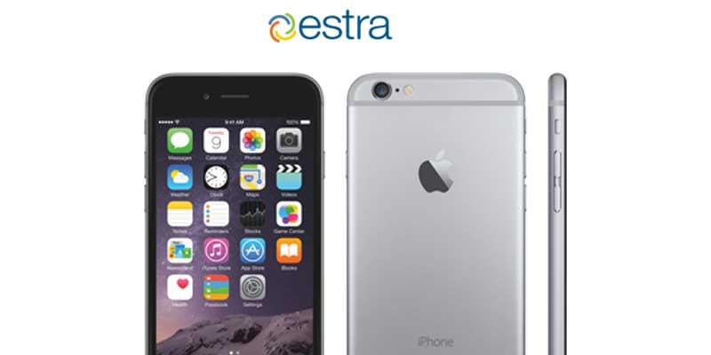 vinci iPhone 6S con Estra