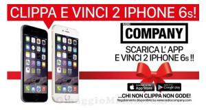 vinci iPhone 6S con Radio Company