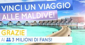 vinci un viaggio alle Maldive con Holidayguru