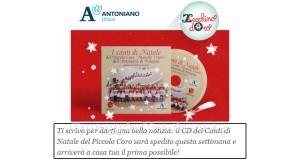 CD dei Canti di Natale in arrivo