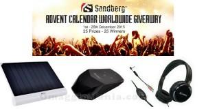 Calendario Avvento Sandberg 2015