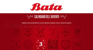 Calendario dell'Avvento Bata 2015