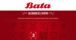 Calendario dell'Avvento Bata 2015