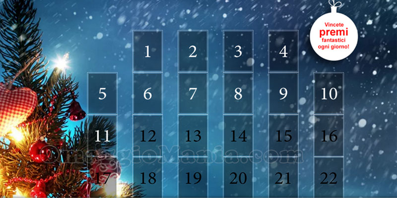 Calendario dell'Avvento Homegate 2015