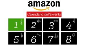 Calendario dell'Avvento di Amazon 2015