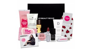 Christmas Box MyBeautyBox by Sarenza