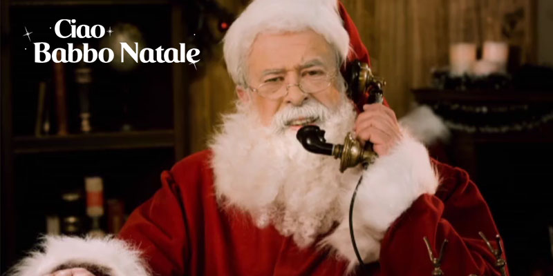 Ciao Babbo Natale Coca Cola