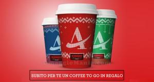 Coffee to Go omaggio da Autogrill