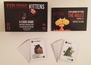 Exploding Kittens 3