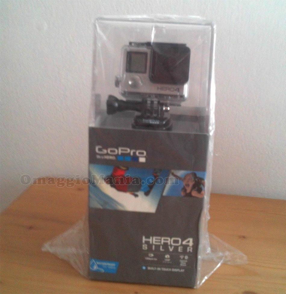 GoPro Hero4 Silver vinta da Ester