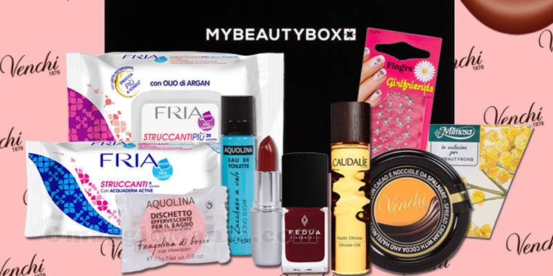 MyBeautyBox The Beauty Gourmet Edition