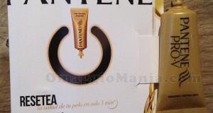 ampolla Pantene Pro-V ricevuta da Dani