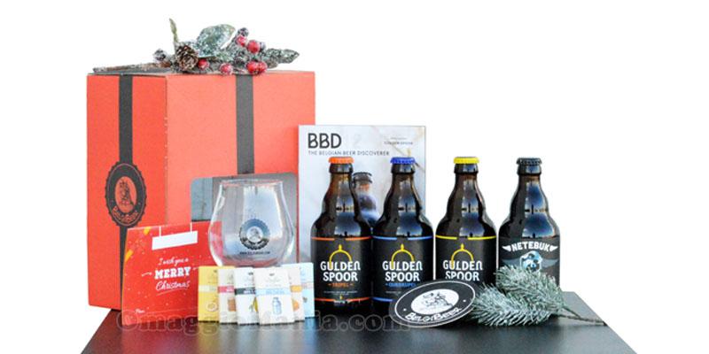 box di Natale Belgibeer