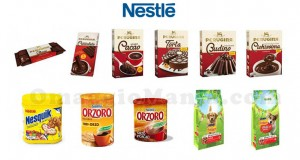 buoni sconto Nestlé dicembre 2015