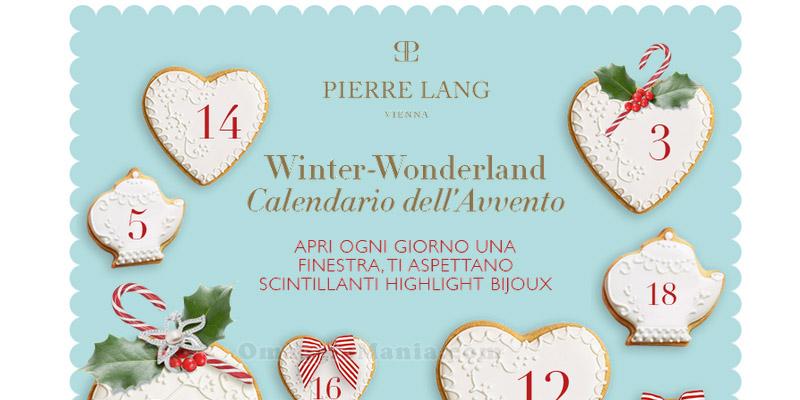 calendario Avvento Pierre Lang 2015