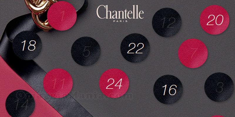 calendario dell'Avvento Chantelle 2015