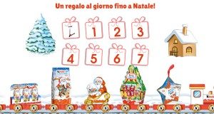 calendario dell'Avvento Kinder 2015 1