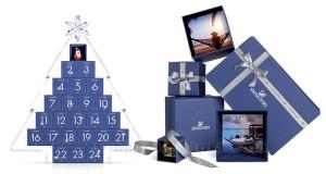 calendario dell'Avvento Swarovski 2015