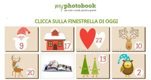calendario dell'Avvento myPhotoBook 2015