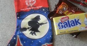 calza della Befana KitKat Nestlé 2016