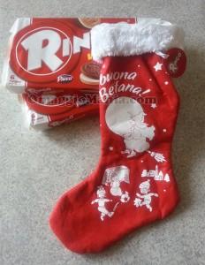 calza della Befana Ringo