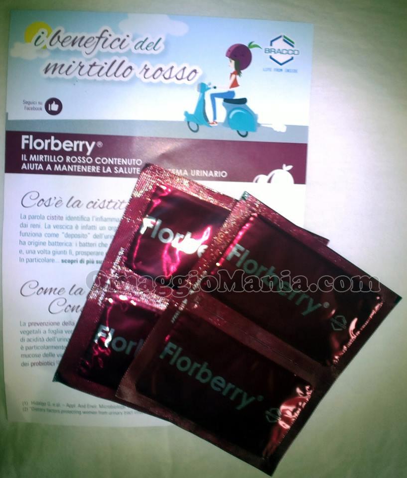 campioni omaggio Florberry di Gaetano