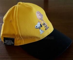 cappellino di Snoopy vinto da Vanesita