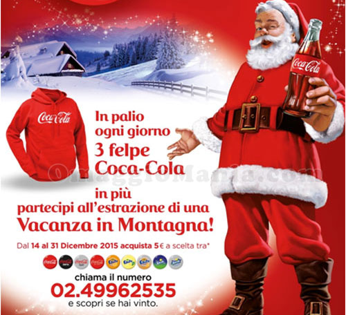 concorso Coca Cola vinci felpa Simply Ipersimply