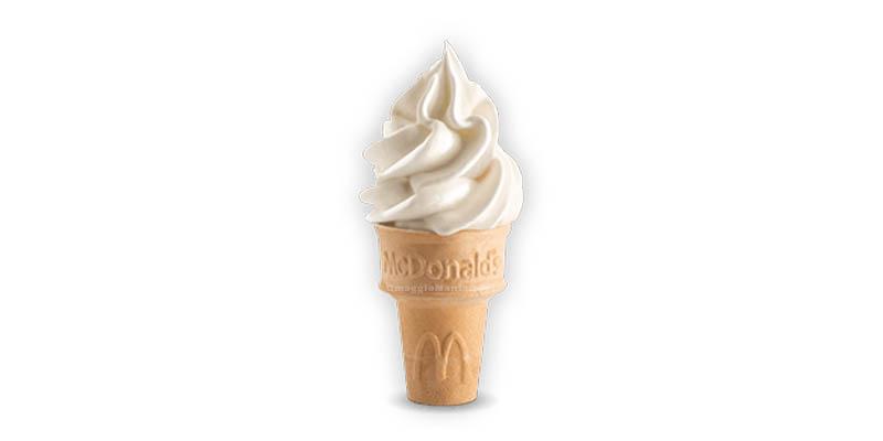 cono gelato McDonald's