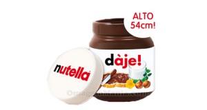 contenitore portatutto personalizzato Nutella