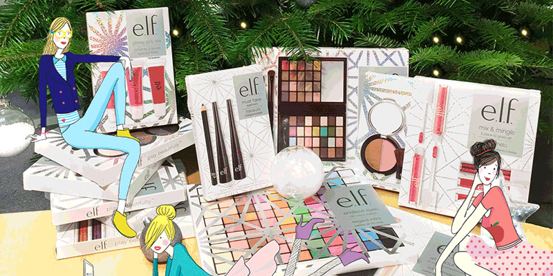 contest pre-natalizio ELF Cosmetics