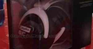 cuffie Amplifon in omaggio di Marco