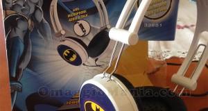 cuffie di Batman vinte da marsala90