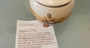 formaggiera Parmareggio ricevuta da Valeria