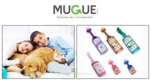 fornitura di prodotti Mugue